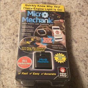 Micro mechanic tool